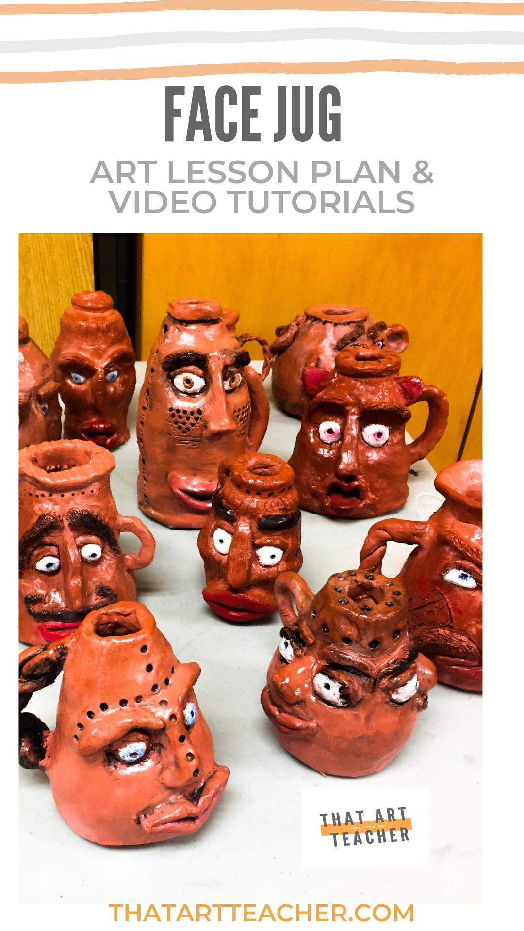Clay Art Projects Middle School