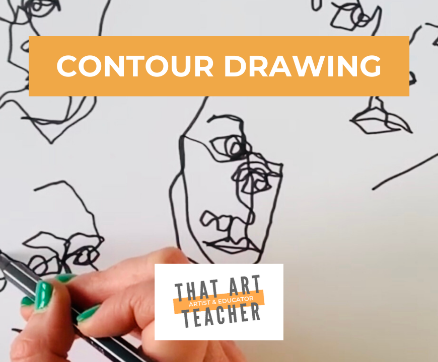 Contour Drawing Tutorial